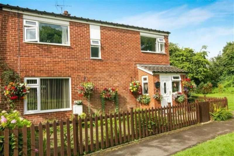 4 Bedrooms End Of Terrace House for sale in Clough Avenue, Wilmslow