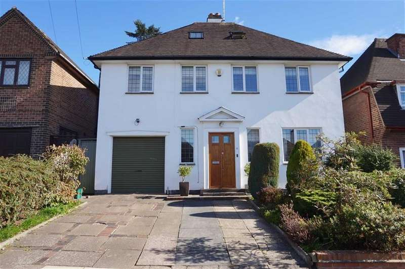 4 Bedrooms Detached House for sale in Shirley Avenue, Leicester, Leicestershire