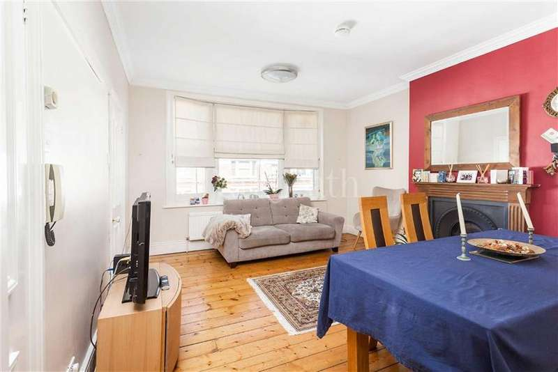 2 Bedrooms Flat for sale in Birchington Road, Kilburn, London