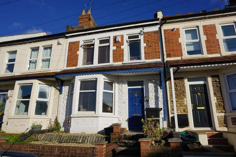 3 Bedrooms Terraced House for sale in Sandringham Road, Brislington, Bristol