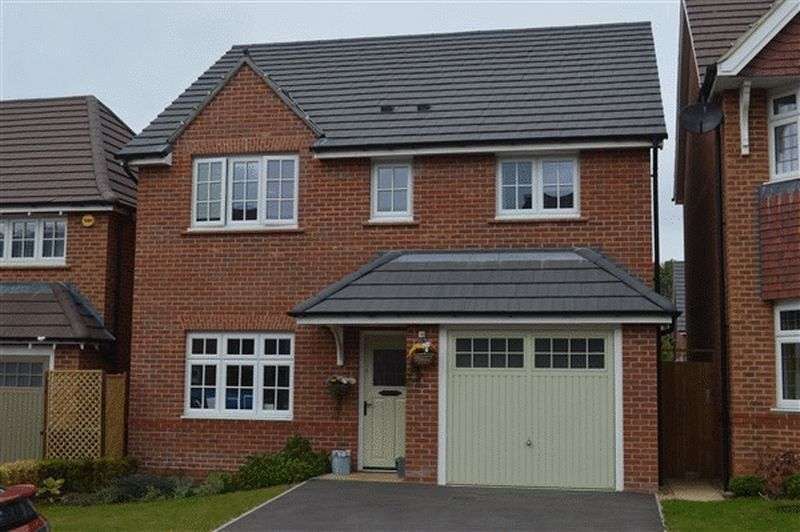 4 Bedrooms Property for sale in Rieth Close, Hinckley