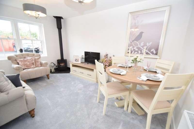 2 Bedrooms Flat for sale in Wareham