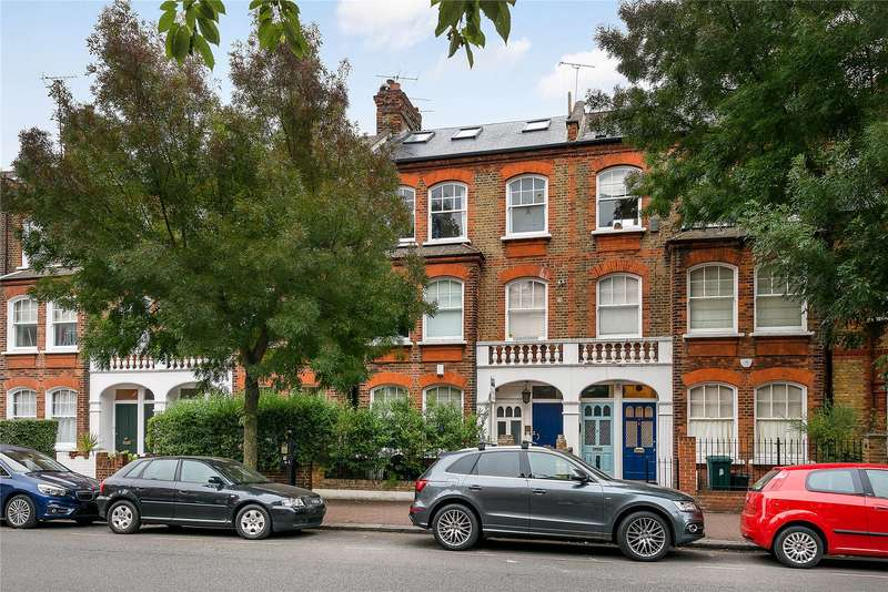 2 Bedrooms Flat for sale in Albert Bridge Road, Battersea, London, SW11