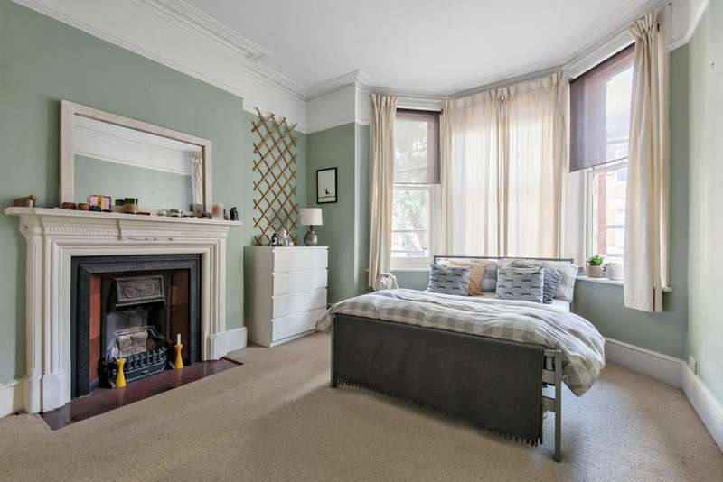 2 Bedrooms Flat for sale in Cranworth Gardens, Stockwell