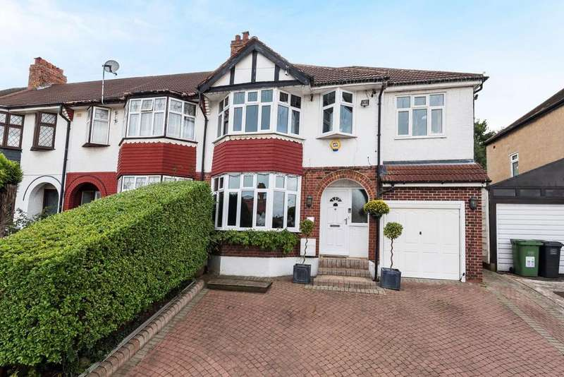 5 Bedrooms Terraced House for sale in Dunkery Road, Mottingham