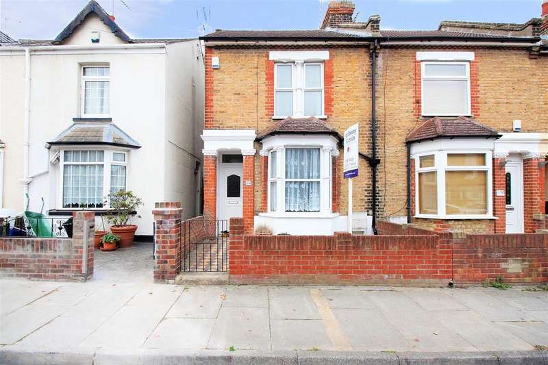 2 Bedrooms End Of Terrace House for sale in Eglinton Road, Swanscombe