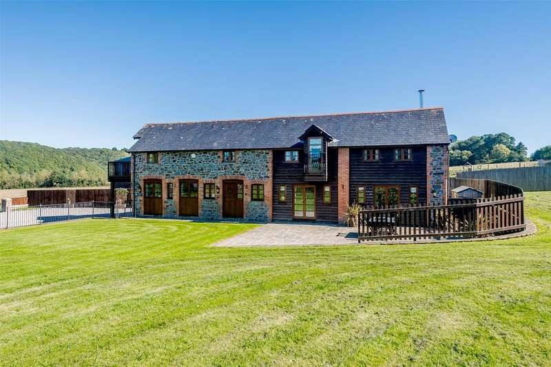 3 Bedrooms Detached House for sale in Pillmouth, Landcross