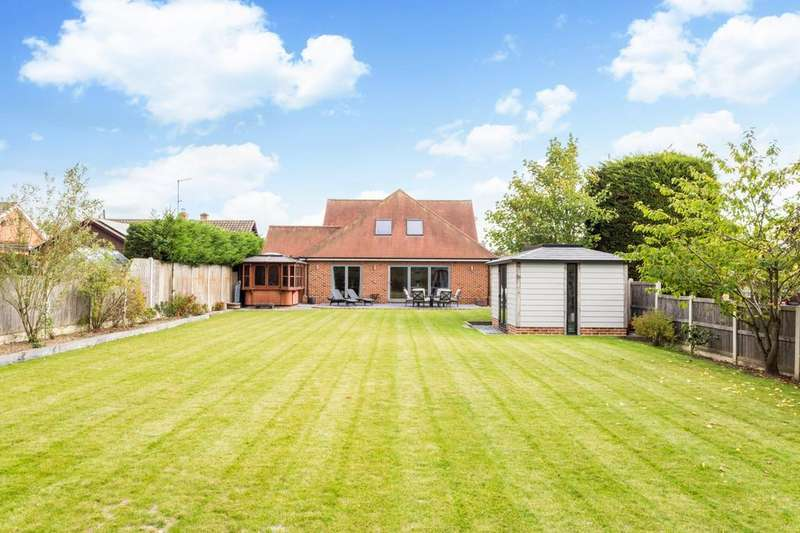 4 Bedrooms Detached House for sale in Catchpole Lane, Great Totham, Maldon, Essex, CM9