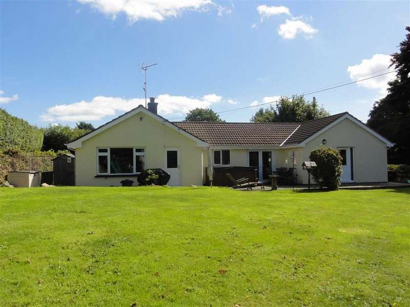 5 Bedrooms Bungalow for sale in Throwleigh, Throwleigh, Okehampton, Devon, EX20