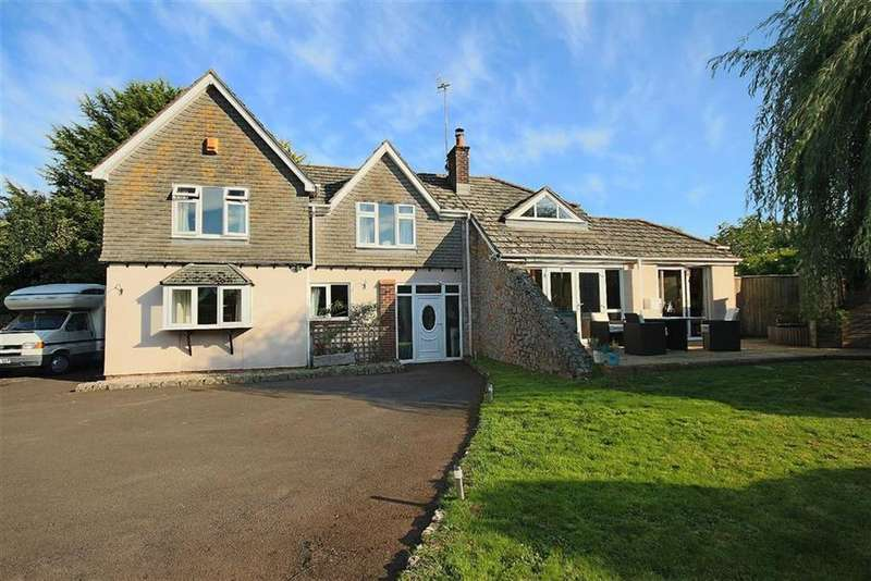 4 Bedrooms Detached House for sale in Garrow Close, Central Area, Brixham, TQ5