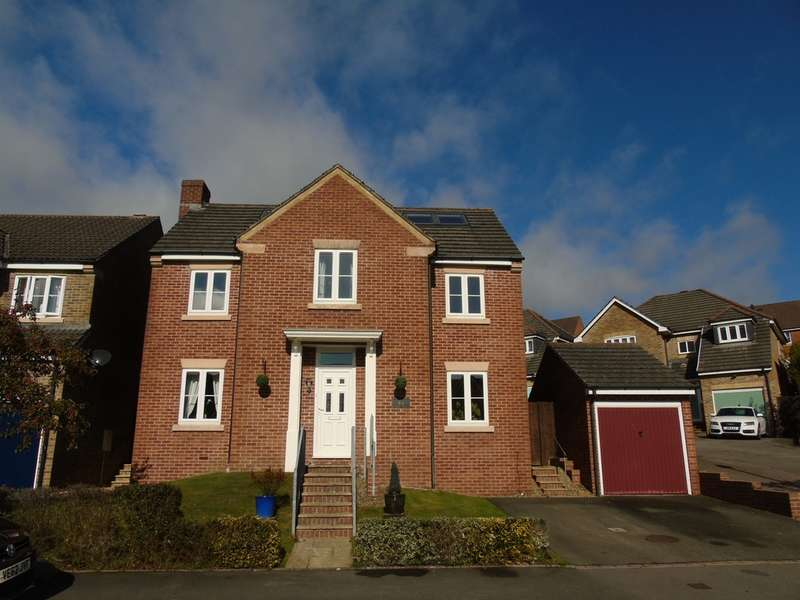 6 Bedrooms Detached House for sale in Beech Wood Drive, Tonyrefail, Porth