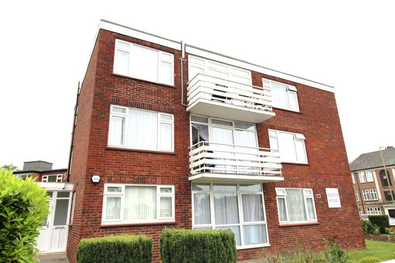 2 Bedrooms Flat for sale in Hendon House NW4 2NR