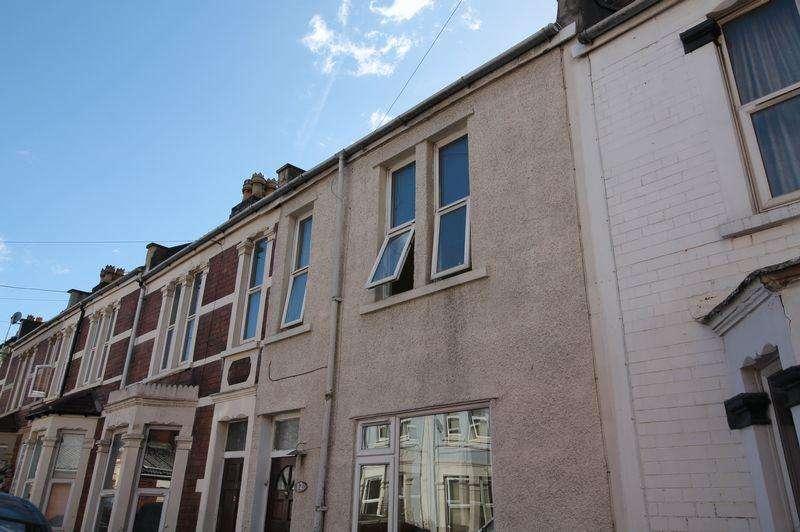2 Bedrooms Terraced House for sale in Barratt Street, Easton, Bristol