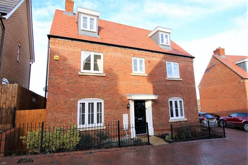 5 Bedrooms Detached House for sale in Aspen Park, Apsley, Hemel Hempstead