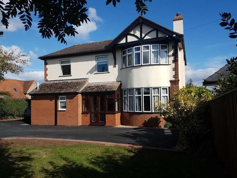 4 Bedrooms Detached House for sale in Ashton House, Canon Pyon Road, Hereford, HR4 7RB