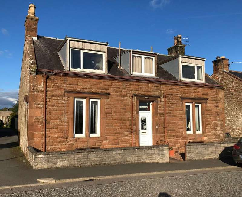 4 Bedrooms Detached House for sale in Carrutherstown, Dumfries DG1