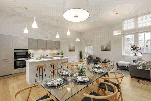 3 Bedrooms Apartment Flat for sale in Plot 19, Guthrie Gardens, Lasswade Road, Edinburgh, Midlothian