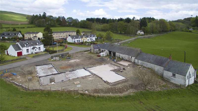 Plot Commercial for sale in Wallaceton Plots X5, Auldgirth, Dumfries, Dumfriesshire