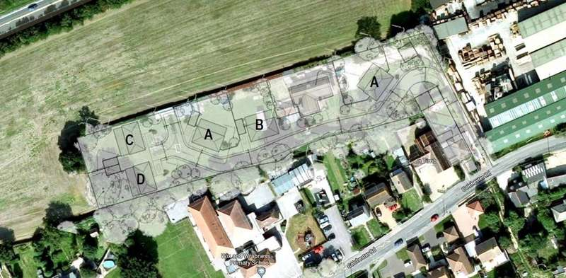 Land Commercial for sale in Colchester Road, Wix, Manningtree, Essex, CO11
