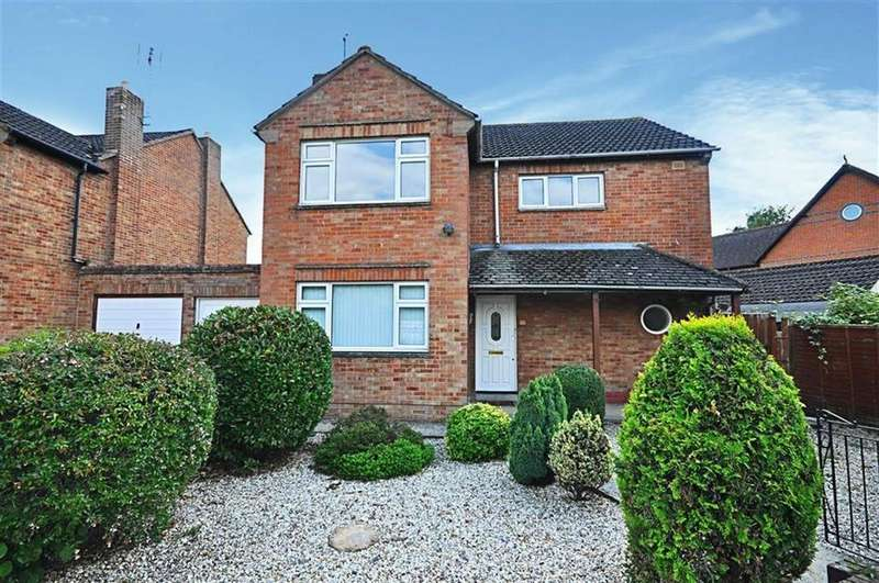 3 Bedrooms Detached House for sale in Churchdown Gloucester