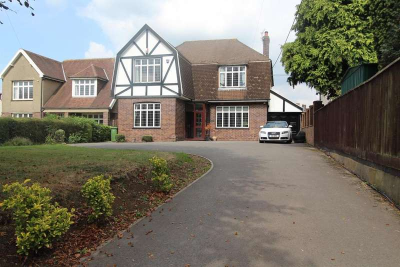 4 Bedrooms Detached House for sale in Bristol Road, Whitchurch, Bristol, BS14 0QW