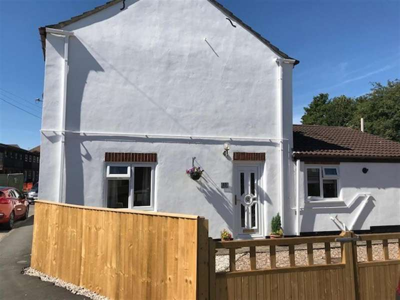 2 Bedrooms End Of Terrace House for sale in Thames Street, Louth, LN11 7AD
