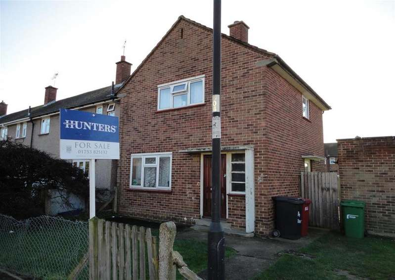 2 Bedrooms End Of Terrace House for sale in Belmont Road, Slough, Berkshire, SL2 1SU