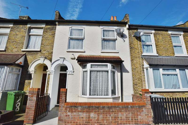 2 Bedrooms Terraced House for sale in Avenons Road, Plaistow, London, E13 8HT