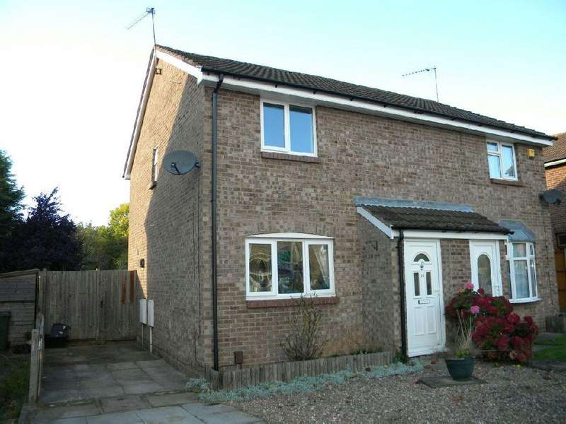 3 Bedrooms Semi Detached House for sale in Foxhill Drive, Glen Parva, Leicester