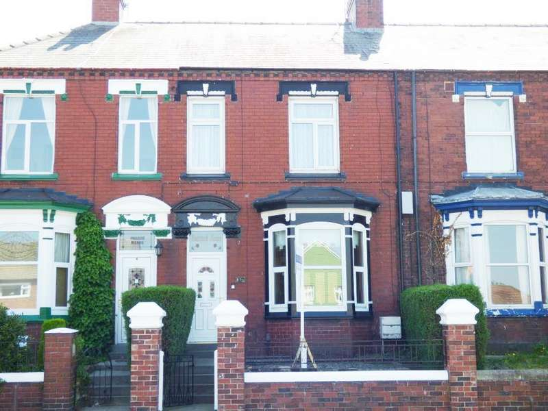 4 Bedrooms Terraced House for sale in High Street, Normanby, Middlesbrough, TS6