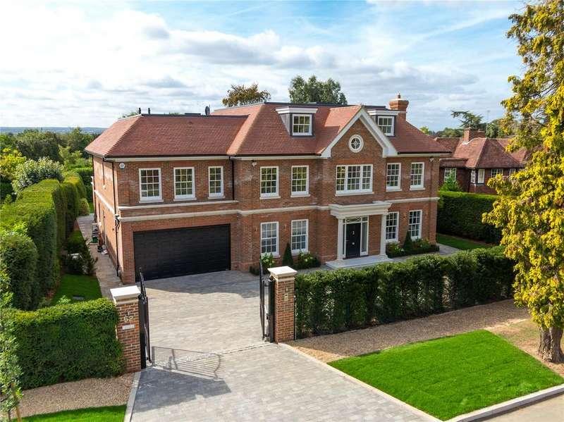 6 Bedrooms Detached House for sale in Mizen Way, Cobham, Surrey, KT11