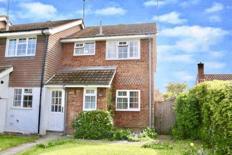 3 Bedrooms Terraced House for sale in Church Green, Totternhoe