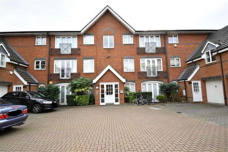 2 Bedrooms Flat for sale in Bloomsbury Close, Mill Hill