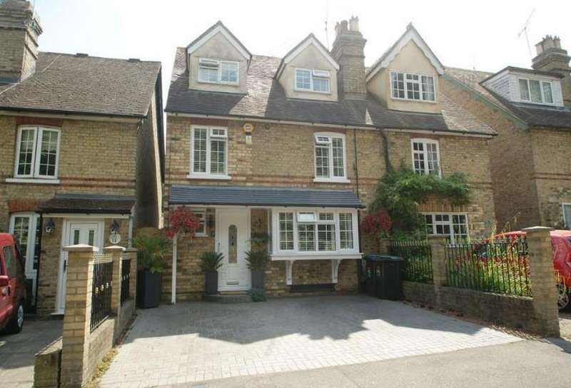 5 Bedrooms House for sale in Park Lane, Harlow
