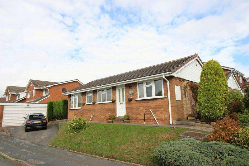 3 Bedrooms Detached Bungalow for sale in Meigh Road, Ash Bank, Stoke-on-Trent, ST2 9QJ