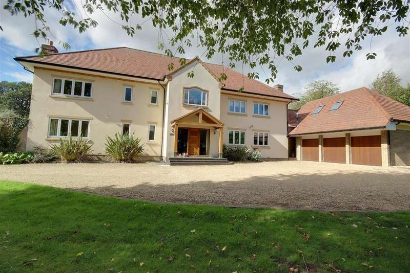 6 Bedrooms Detached House for sale in Beech Drive, North Ferriby