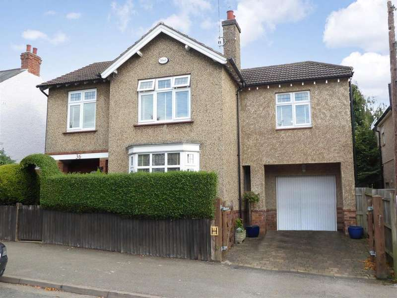 3 Bedrooms Detached House for sale in Blandford Avenue, Kettering