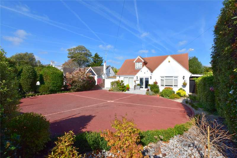 5 Bedrooms Detached House for sale in West Street, Sompting, West Sussex, BN15