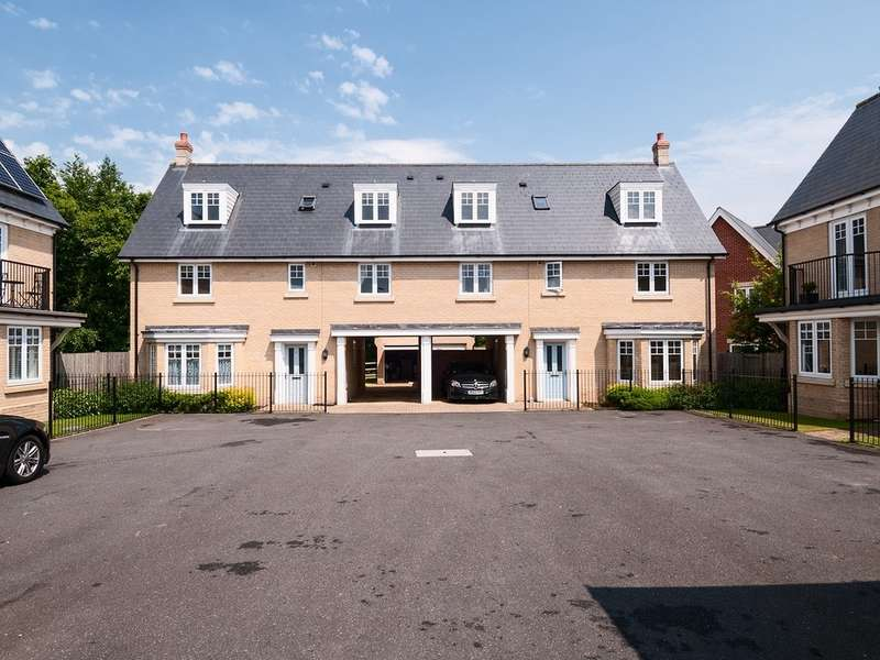 4 Bedrooms Property for sale in Great Horkesley, Colchester CO6