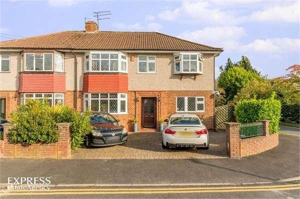6 Bedrooms Semi Detached House for sale in Trafalgar Avenue, Broxbourne, Hertfordshire