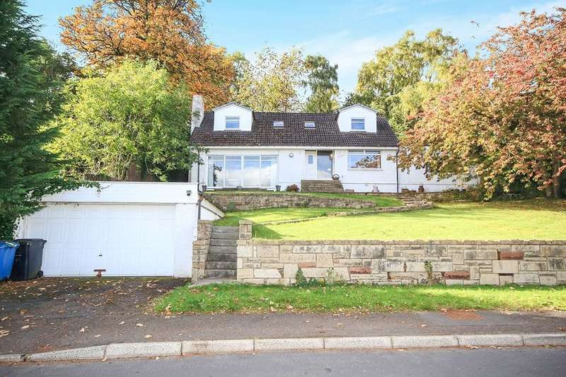 3 Bedrooms Detached House for sale in Laighlands Road, Bothwell, Glasgow, G71