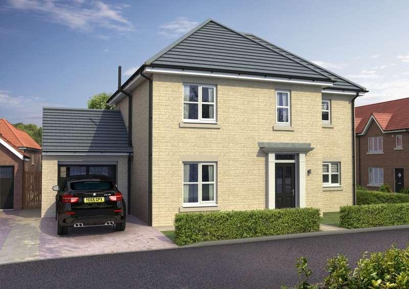 4 Bedrooms House for sale in The Alnwick, Cottier Grange, NE42