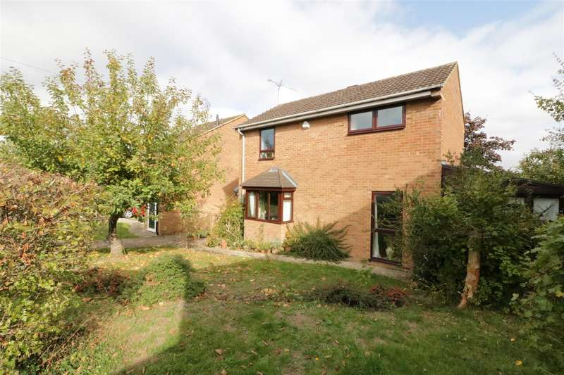 3 Bedrooms Detached House for sale in Delft Close, Tilehurst, Reading