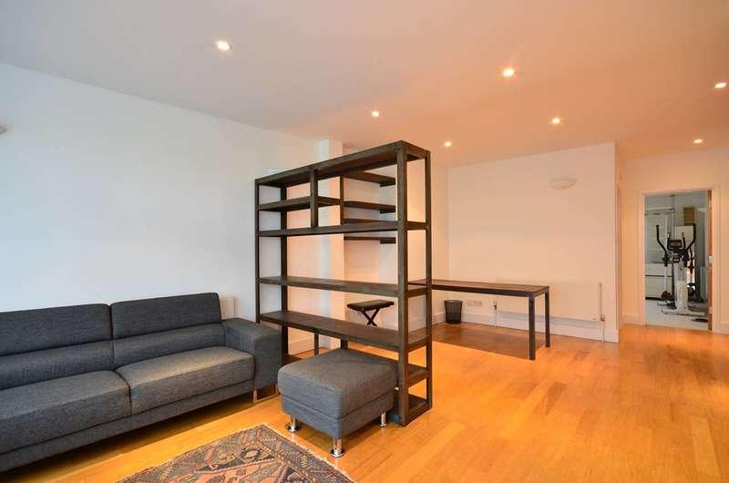 2 Bedrooms Flat for sale in Blundell Street, Islington, N7