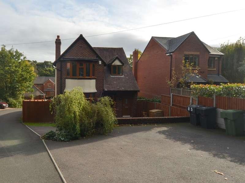 3 Bedrooms Detached House for sale in Barnt Green Road, Cofton Hackett, Birmingham, B45