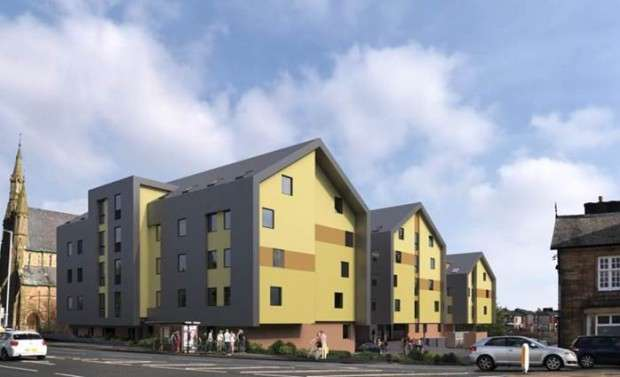 10 Bedrooms Block Of Apartments Flat for sale in Canterbury Hall Garstang Road, Preston, PR1