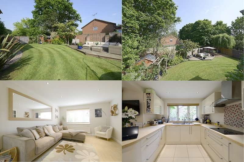 4 Bedrooms Detached House for sale in Kestrel Way, Wokingham, Berkshire, RG41