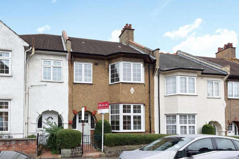 3 Bedrooms Terraced House for sale in Lavengro Road, West Norwood