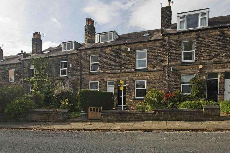 3 Bedrooms Terraced House for sale in Heathfield Terrace, Far Headingley, Leeds 6