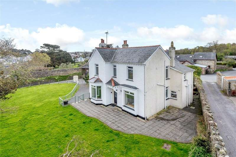 5 Bedrooms Detached House for sale in Abersoch, Pwllheli, Gwynedd